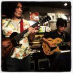 9月、10月のギター教室・講師のライブ活動など