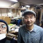 ハンドメイドのヘッドレスギター「Nakagen-NOH」が完成しました